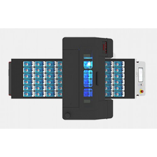 OXIPRINT DX45100 UV LED ультрафиолетовый сувенирный планшетный принтер