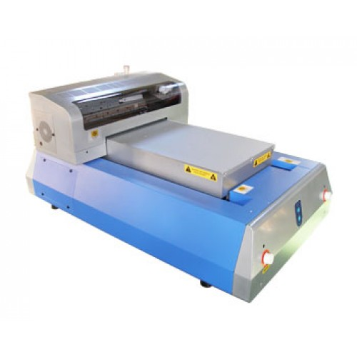 Freejet 330HS планшетный принтер для металлографики с вакуумной нагревательной плитой