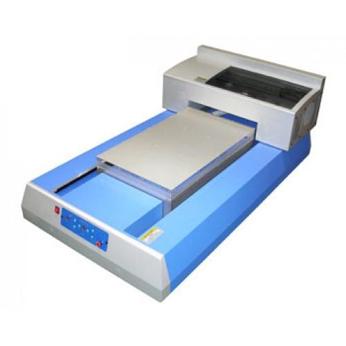 Freejet 500HS планшетный принтер для металлографики с вакуумной нагревательной плитой
