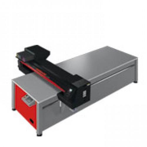 MOTIONJET PRO 1010+ планшетный принтер для металлографики с вакуумной нагревательной плитой