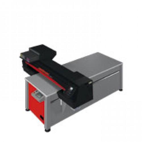 MOTIONJET PRO 810+ планшетный принтер для металлографики с вакуумной нагревательной плитой